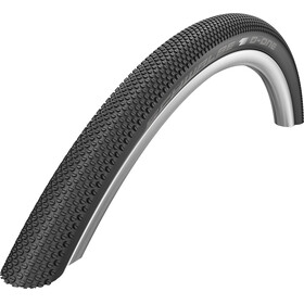SCHWALBE G-ONE Allround - Pneu vélo - 28 TubelessEasy Evolution pliable noir